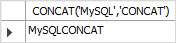 MySQL CONCAT Quoted Strings