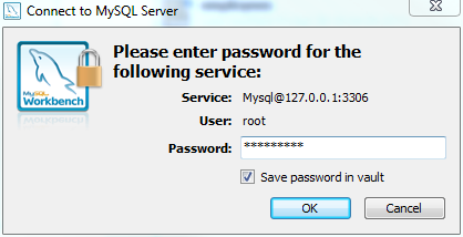 Connect to MySQL Server