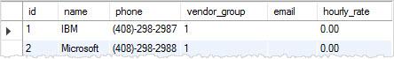 MySQL ADD COLUMN with default values