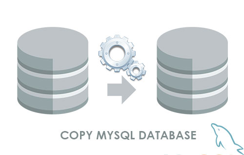 How To Copy a MySQL Database