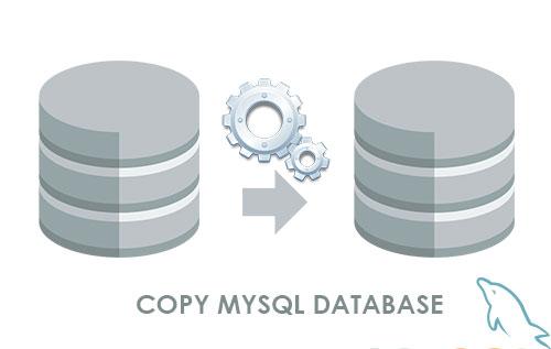 How To Copy a MySQL Database